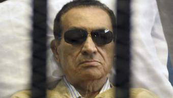 Husni Mubarak musste wiederbelebt werden (Archiv)