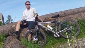 Markus Weber über seine Bike-Vorbereitungen für den Gigathlon.
