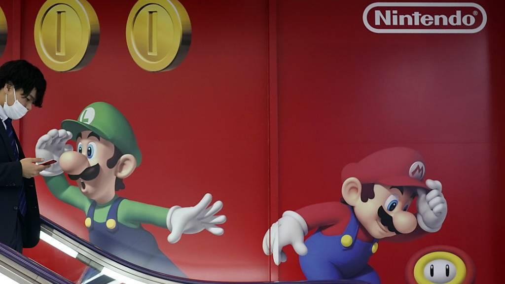 Neue Konsole Switch-Lite treibt Nintendo-Gewinn