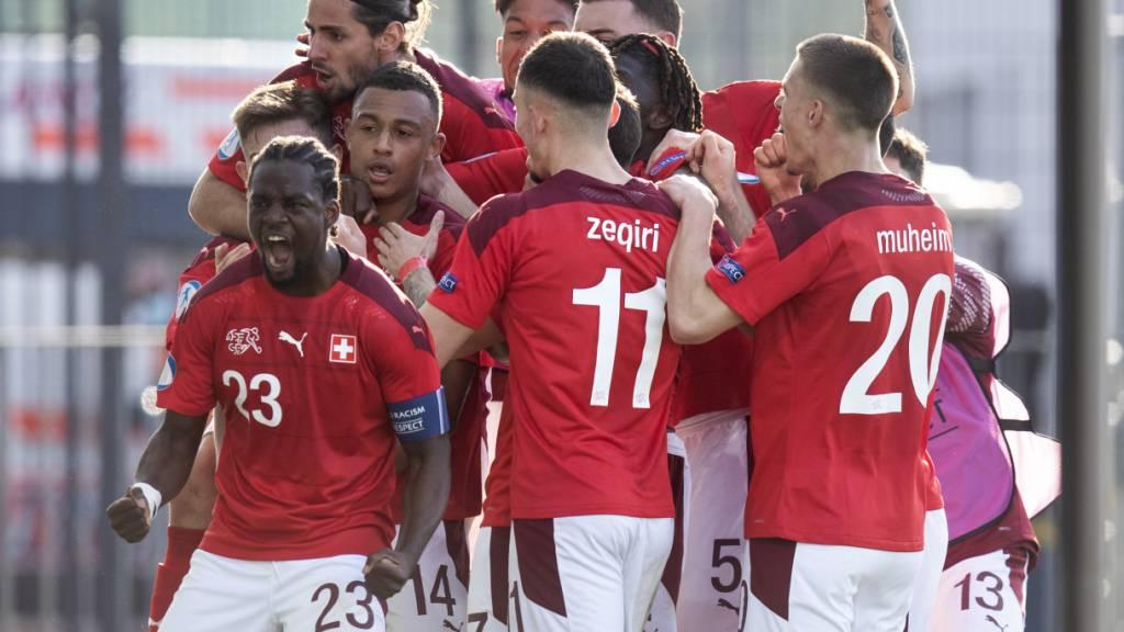 U21 mit Auftaktsieg gegen England