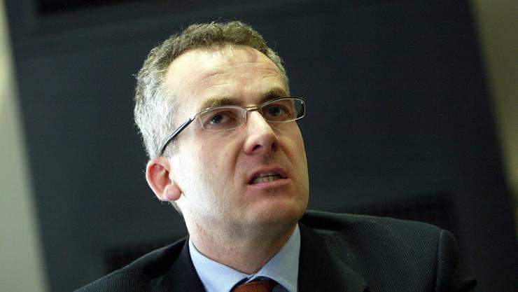 Bernhard Metzger ist Logistikchef der Migros.