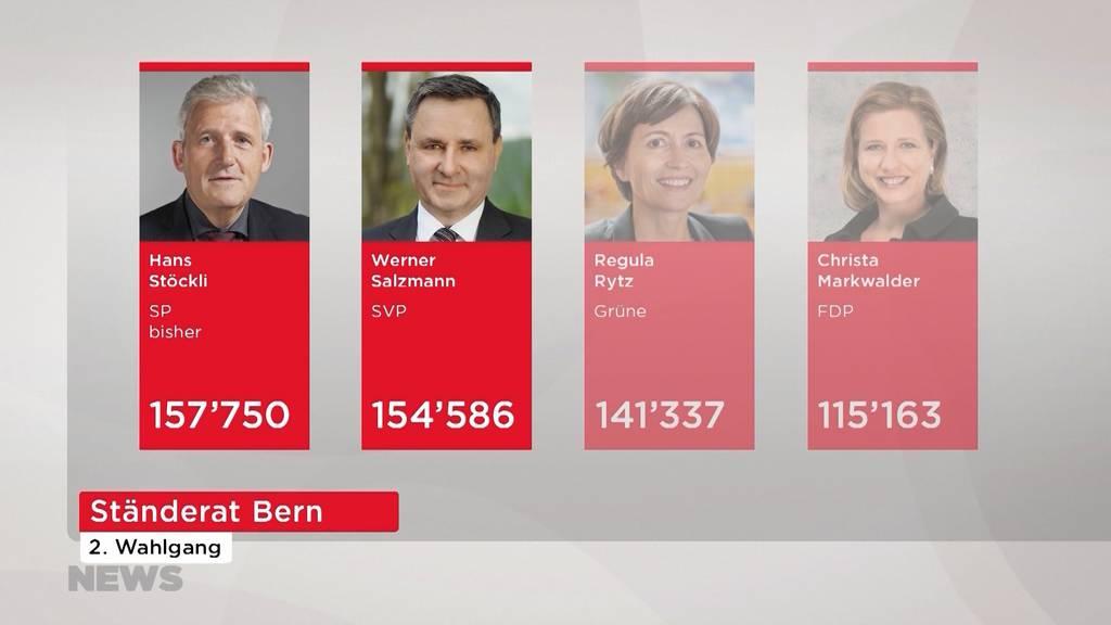 Die Sieger der Ständeratswahlen 2019
