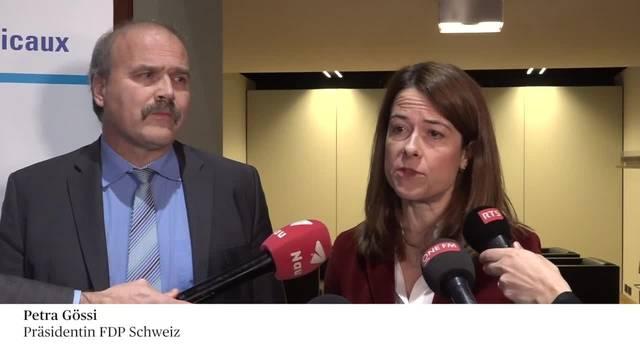 """Petra Gössi: """"Pierre Maudet hat Werte der FDP mit Füssen getreten"""""""