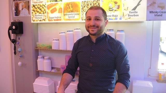 Interview mit dem neuen Gelateria-Besitzer Sedad Celebioglu