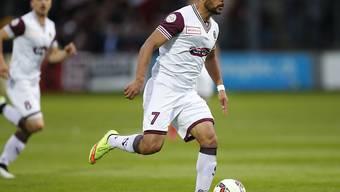 Johan Vonlanthen stürmt neu für den FC Wil