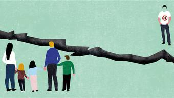 Neuer Röstigraben: Die Familien gegen die Kinderlosen.