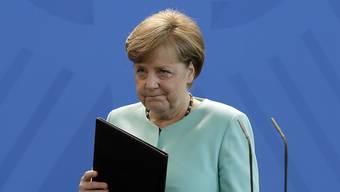 Angela Merkel wurde von Altkanzler Helmut Kohl geprägt. (Archiv)