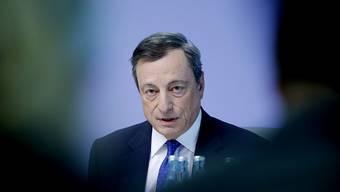 Einigung im Regulierungsstreit: Der Basler Ausschuss unter Leitung von EZB-Chef Mario Draghi hat sich auf einen Kompromiss geeinigt. (Archiv)