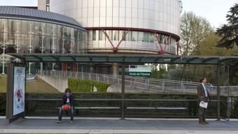 Der Europäische Gerichtshof für Menschenrechte (Archiv)