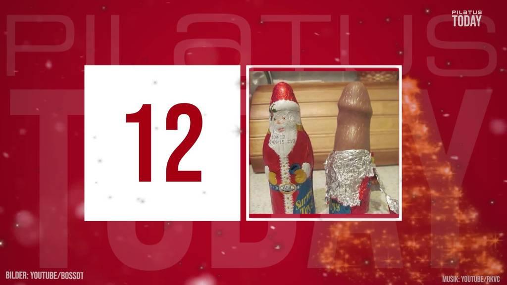 Türchen 12: Die schönsten Weihnachtsfails