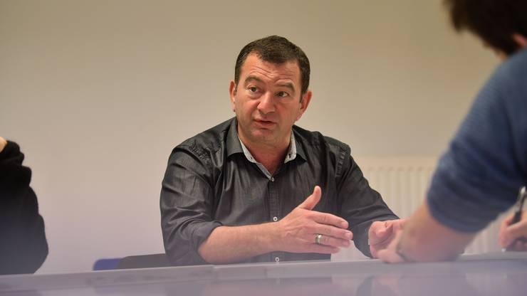 Joel Téxier, Direktor von der Régie.