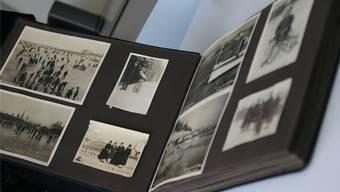 Das gefundene Fotoalbum zeigt Bilder von Zürich in den Jahren 1929 bis 1937.