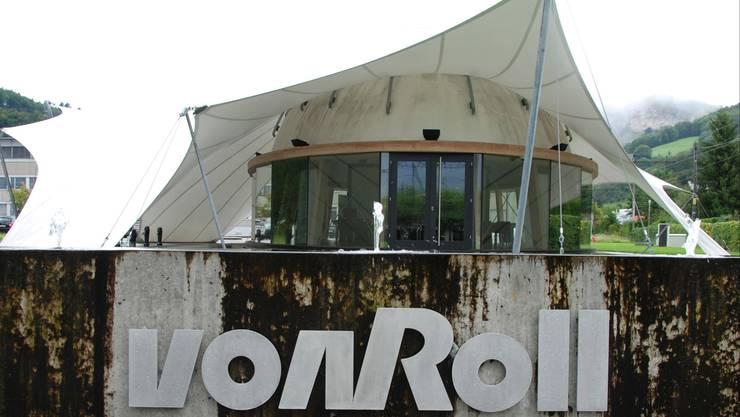 Das Oensinger «vonRoll hydro» darf bleiben – das Breitenbacher «Von Roll Water» muss weichen, sagt das Obergericht.
