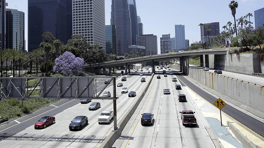 Corona-Krise: Los Angeles plant Ausgangsbeschränkungen bis Juli