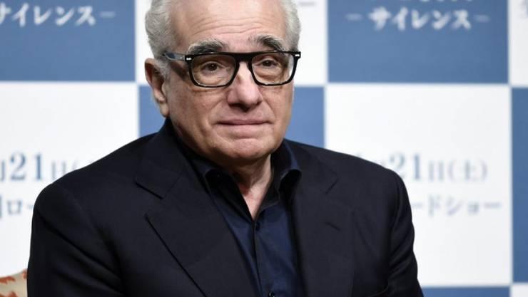 Liebt Geschichten rund um das antike Rom: US-Regisseur Martin Scorsese. (Archivbild)