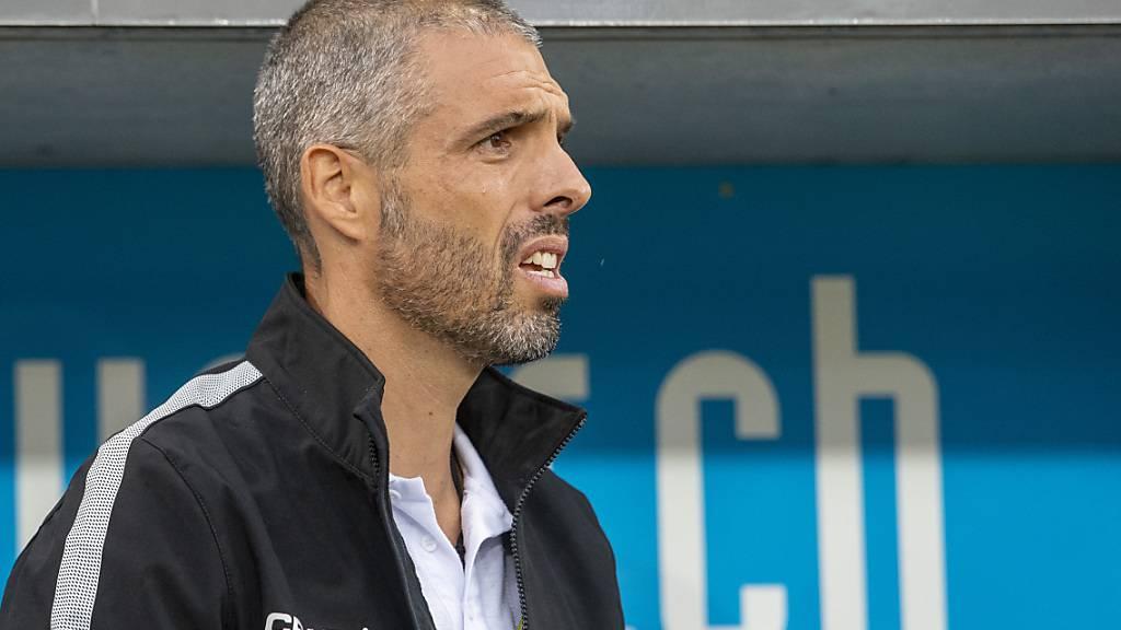 Luzerns Trainer Fabio Celestini bekommt einen neuen Innenverteidiger