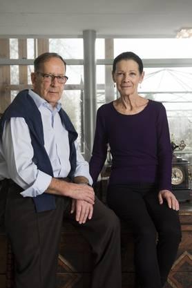 Mit rund der Hälfte aller Stimmen der rund 1000 Teilnehmer holte das Ehepaar Silvia und Josef Zihlmann den letztjährigen Titel «Limmattaler des Jahres»