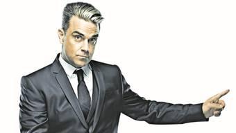 Robbie Williams swingt wieder.