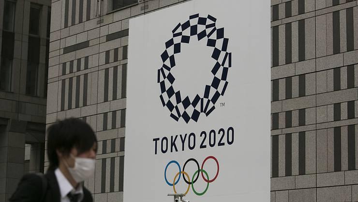 Eine Verschiebung der Olympischen Spiele scheint immer wahrscheinlicher