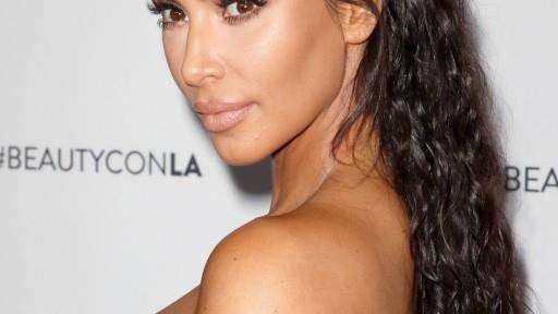 Kim Kardashian erneut im Weissen Haus