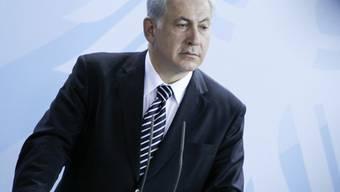 Hat das Bildungsministerium aus der Hand gegeben: Regierungschef Netanjahu (Archiv)