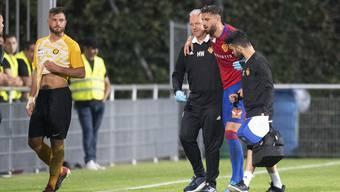 Schweizer Cup, 2. Runde, Meyrin FC - FC Basel (14.09.2019)