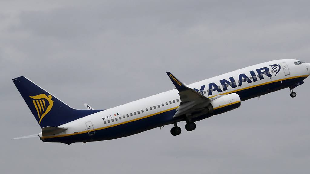 Ryanair Zug Zum Flug