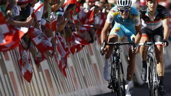 2012 führte die Tour de Suisse nach Bischofszell (Archiv)