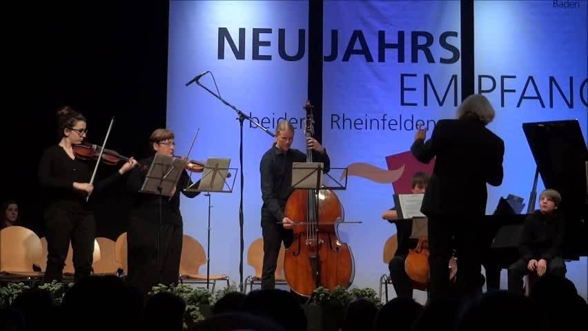 Neujahrsempfang in Rheinfelden