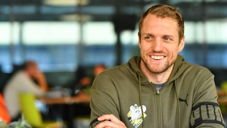EHCO-Ausländer Jay McClement im Interview