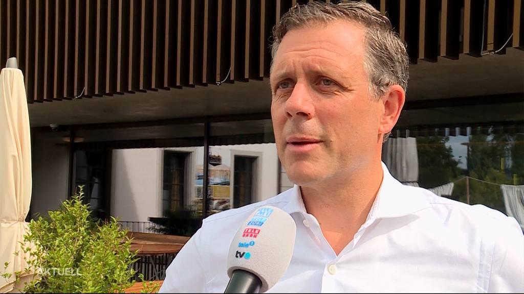CS-Entscheid: Interview mit André Helfenstein und Reaktionen von Politikern