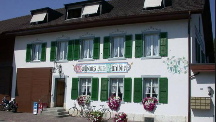 Raub auf Restaurant Jurablick in Gretzenbach.