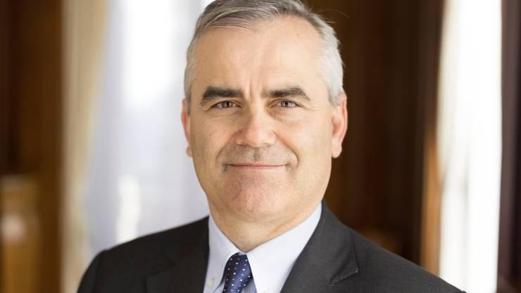 Thomas Gottstein glaubt an die Zukunft der Credit Suisse.