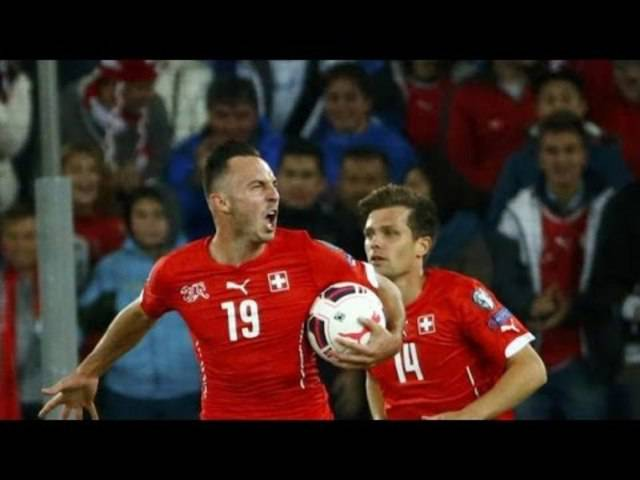 Alle Tore des 3:2-Siegs der Schweiz gegen Slowenien