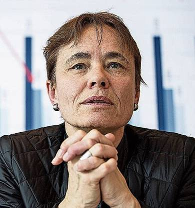 Corinne Schmidhauser ist Präsidentin von Antidoping Schweiz und der Appellationskammer des Weltschiedsgericht des Sports.