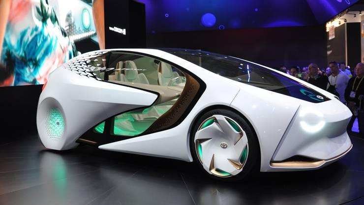 Concept-i von Toyota.