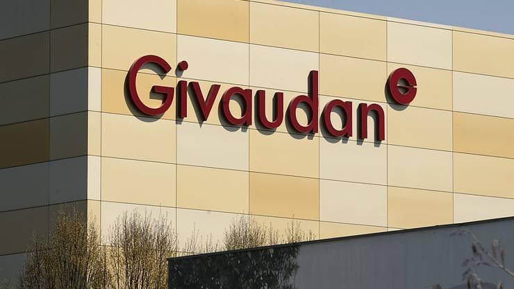 Givaudan ist mit der Wachstumsstrategie auf Kurs. (Symbol).