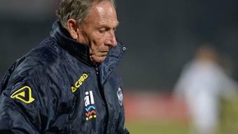 Luganos Trainer Zdenek Zeman bekommt einen neuen Spieler