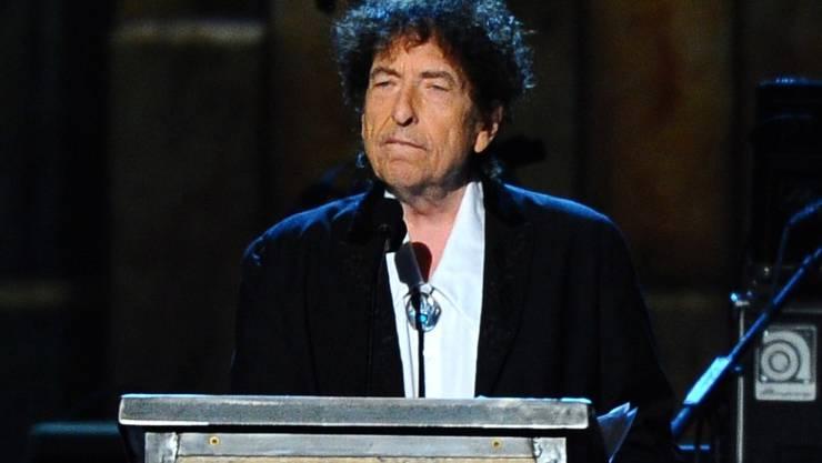 Bob Dylan ist unter Plagiatsverdacht gefallen (Archiv)
