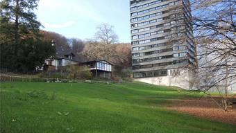 Stadt Baden eröffnet neuen Park