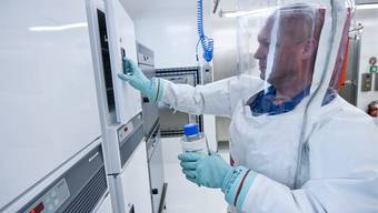 Das Labor Spiez könnte bei der Zerstörung von Chemiewaffen in Syrien mithelfen. (Archiv)
