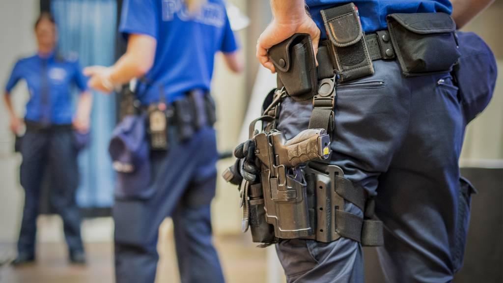 Aufstockung von Polizeikorps findet Anklang in Grossem Rat