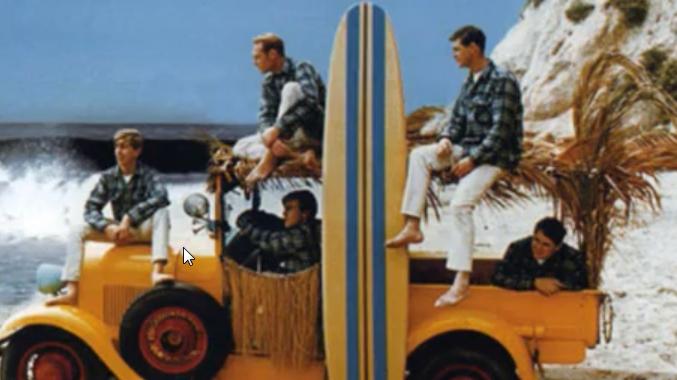The Beach Boys in der Schweiz