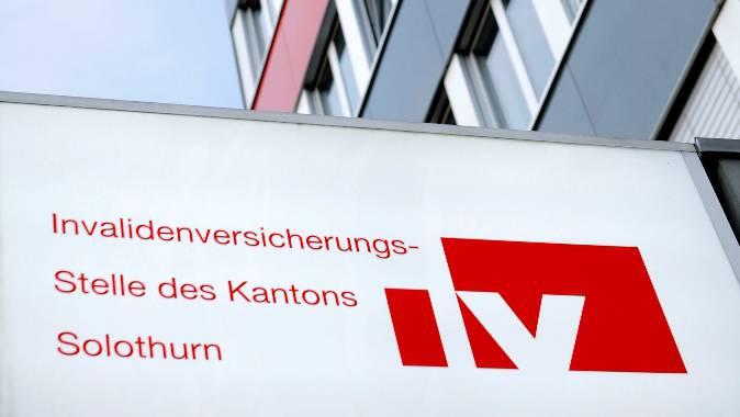 Die IV-Stelle Solothurn stellt ihren Geschäftsbericht vor.