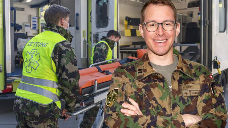 Kommandant Beat Kopp: «Wir entlasten das Fachpersonal, damit sich diese auf die komplexen Fälle konzentrieren können.»