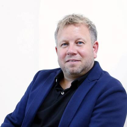 Oliver Hirschi, Dozent für Informationssicherheit HSLU