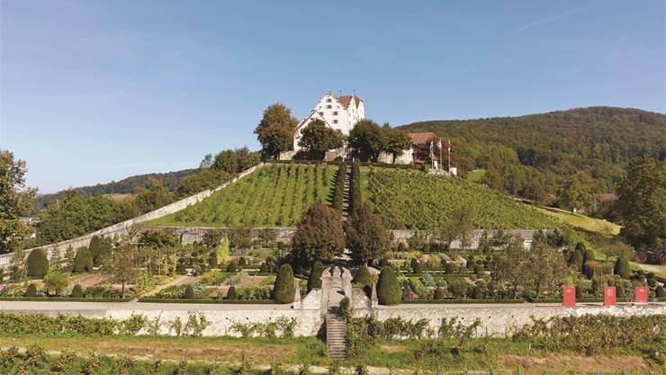 Das Schloss Wildegg ist ein Schloss in der Gemeinde Möriken-Wildegg.