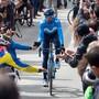 Alejandro Valverde behauptet sich als Leader an der Katalonien-Rundfahrt