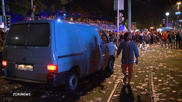 Rekord: 130 Verhaftungen an Street Parade