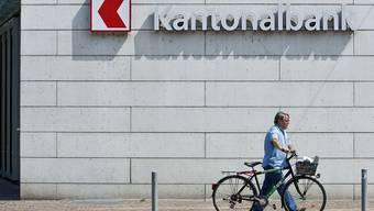 Solide gebaut: Die Basellandschaftliche Kantonalbank (Foto: die Prattler Filiale) hat Erfolg – auch weil sie in der Bevölkerung des Kantons tief verwurzelt ist.